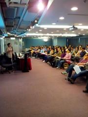 Seminar on 19 Oct 2013